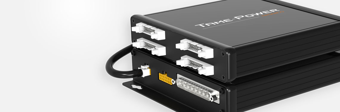 Battery Management System by Tame-Power
