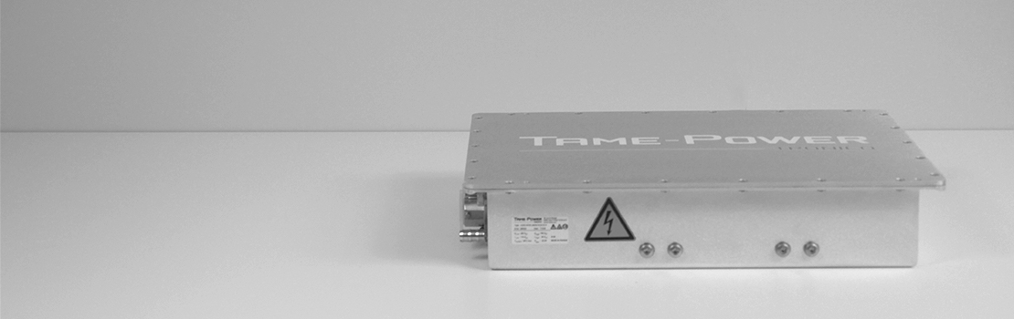 Aerospace Tame-Power DCDC converters